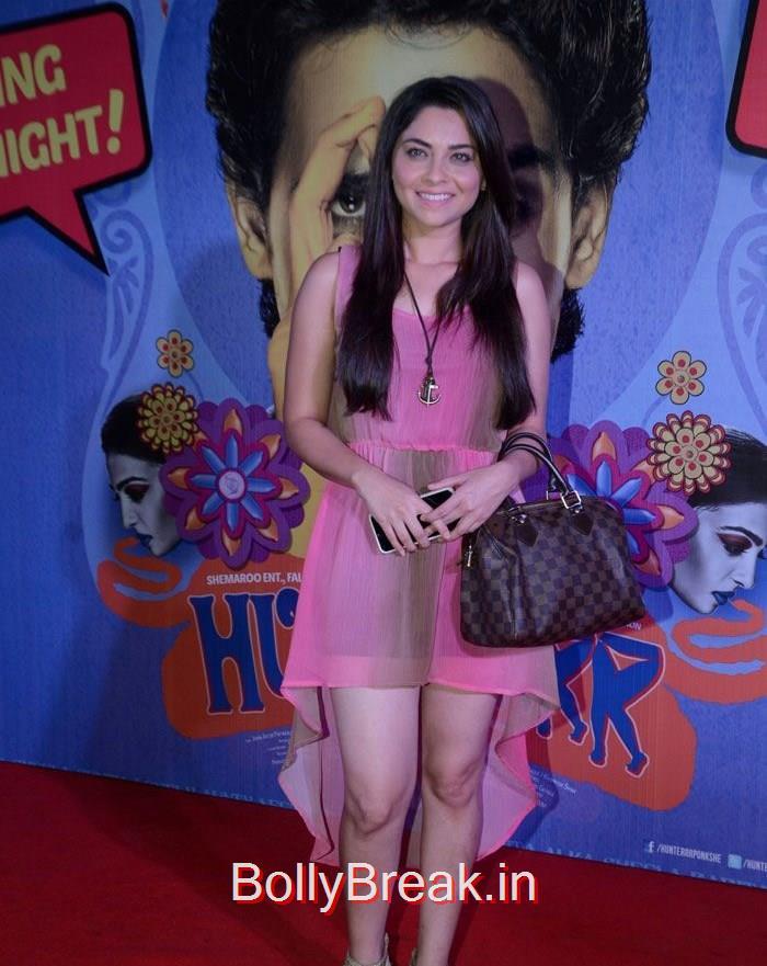 Sonali Kulkarni, Ragini Khanna, Radhika Apte Hunterr Movie Premiere Pics