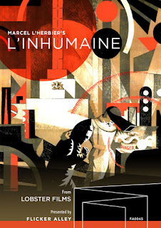 "Blu-Ray Review | ""L'inhumaine"""