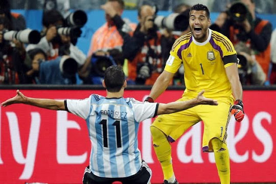 [VIDEO] Belanda - Argentina (Piala Dunia 2014 Semifinal)