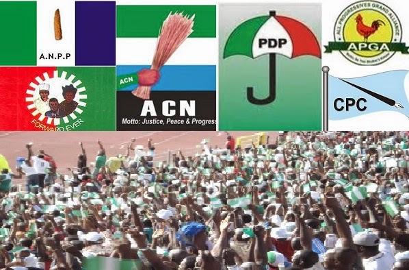 political parties in nigeria