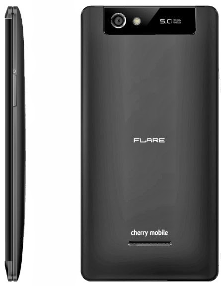 Cherry Mobile Flare S, Cherry Mobile Quad Core Android Smartphone
