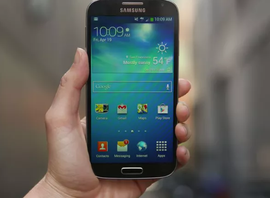 samsung s4 manual network selection