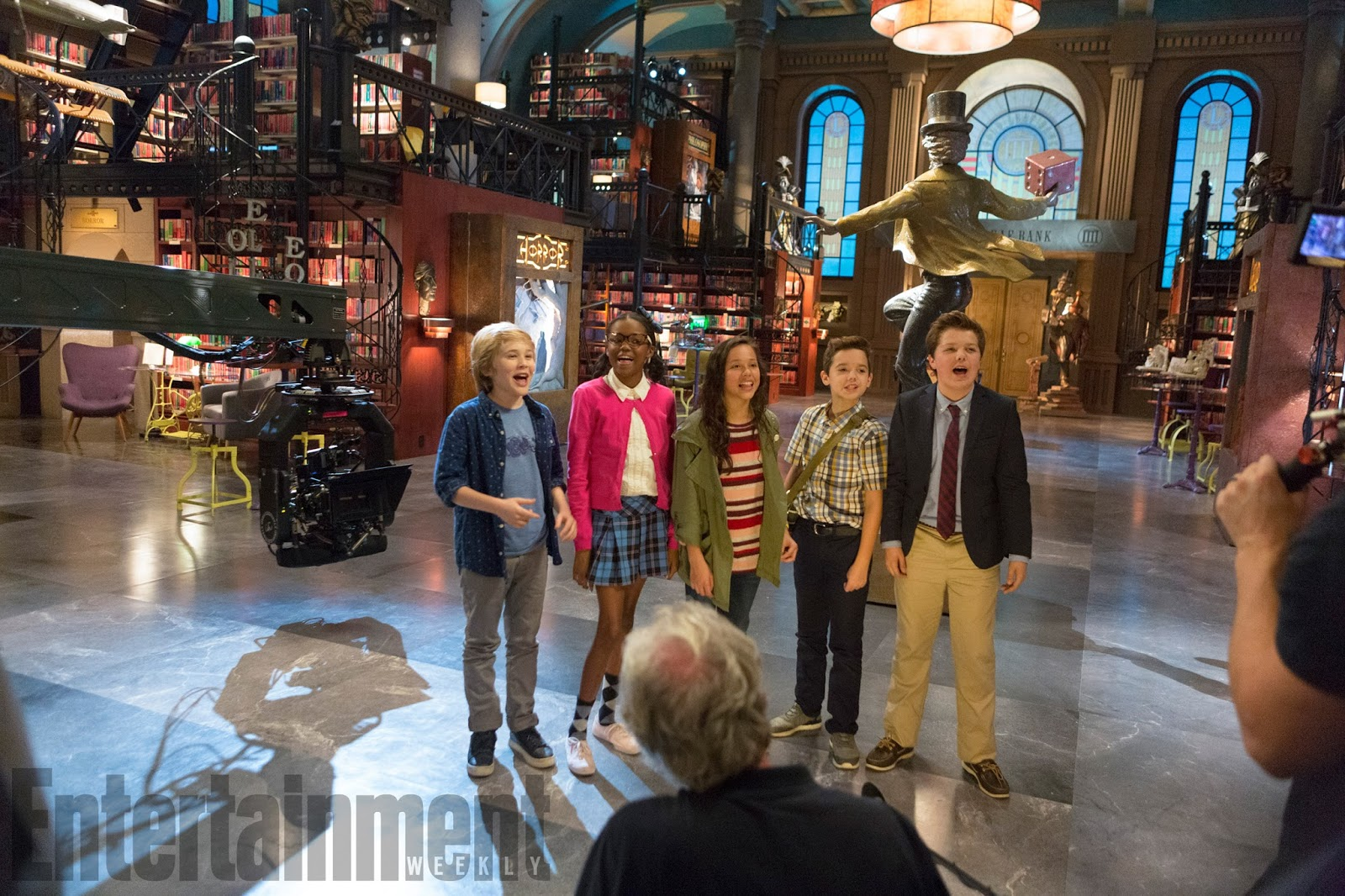 Nickalive First Look At Nickelodeon S Escape From Mr