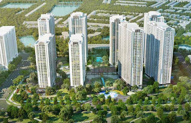 Dự án khu đô thị chung cư Vincity Đại Mỗ