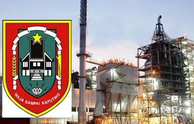 direktori perusahaan provinsi Kalimantan Selatan