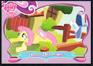 "My Little Pony ""I really AM a doormat."" Trading Cards"