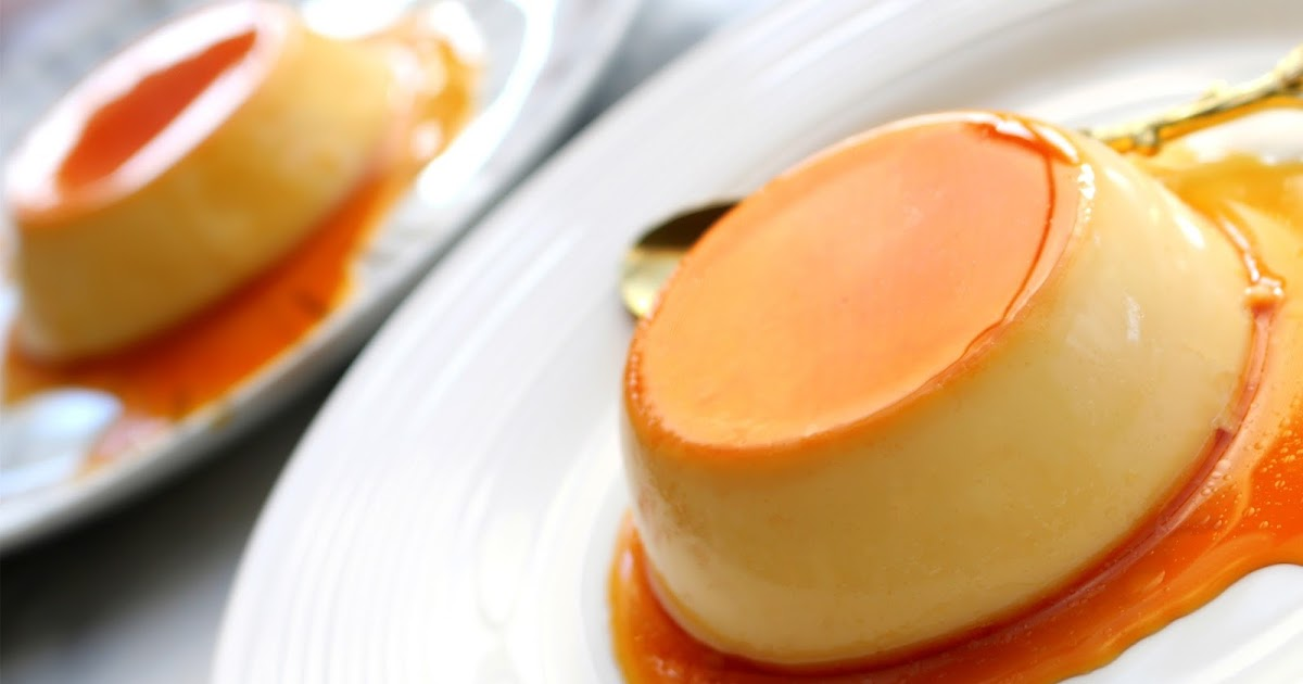 Josephine's Recipes : How To Make Leche Flan | Creme Caramel | Custard Pudding Recipe - 焦糖布丁🍮
