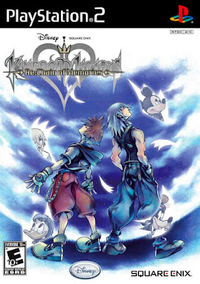 Kingdom Hearts Re: Chain of Memories (NTSC) PS2 Torrent Download
