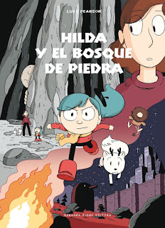 Hilda y el bosque de piedra