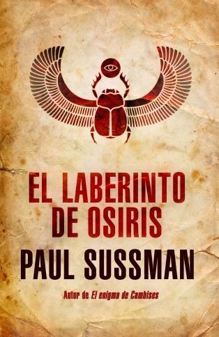 El laberinto de Osiris, Paul Sussman