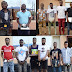 Busted! EFCC Arrests 11 Yahoo Boys In Ibadan (Pictures)
