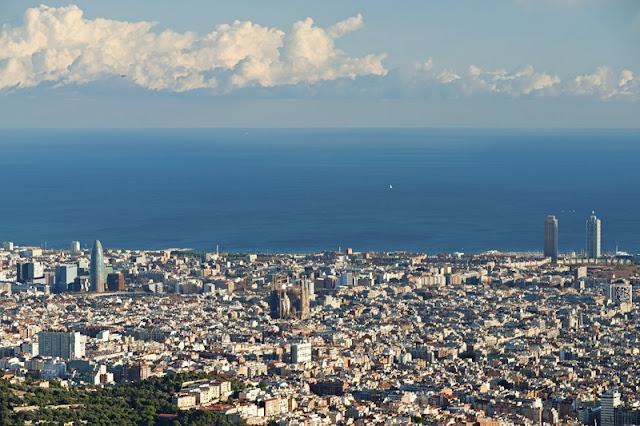 Cidades perto de Barcelona