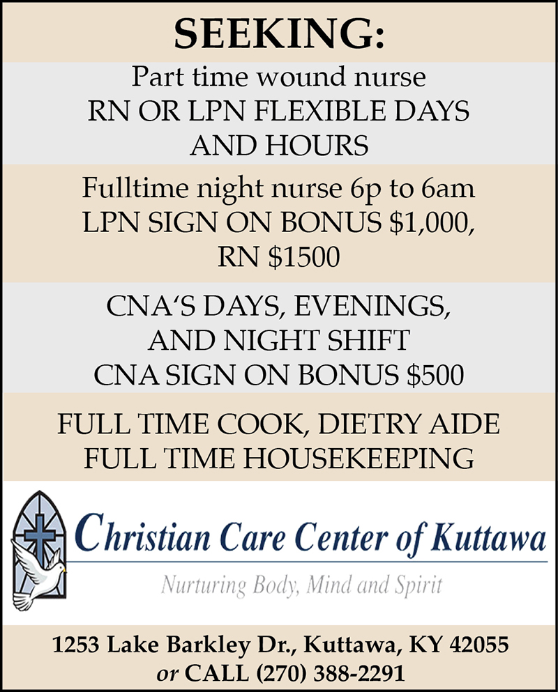 Housekeeping Openings The Press Online Job Openings At Christian Care Center