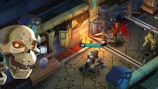 Dungeon Legends Mod Apk unlock all
