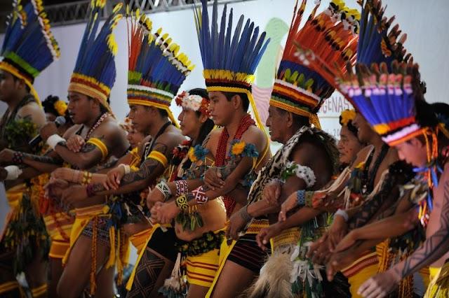 Brasil sediará 1º Jogos Mundiais dos Povos Indígenas