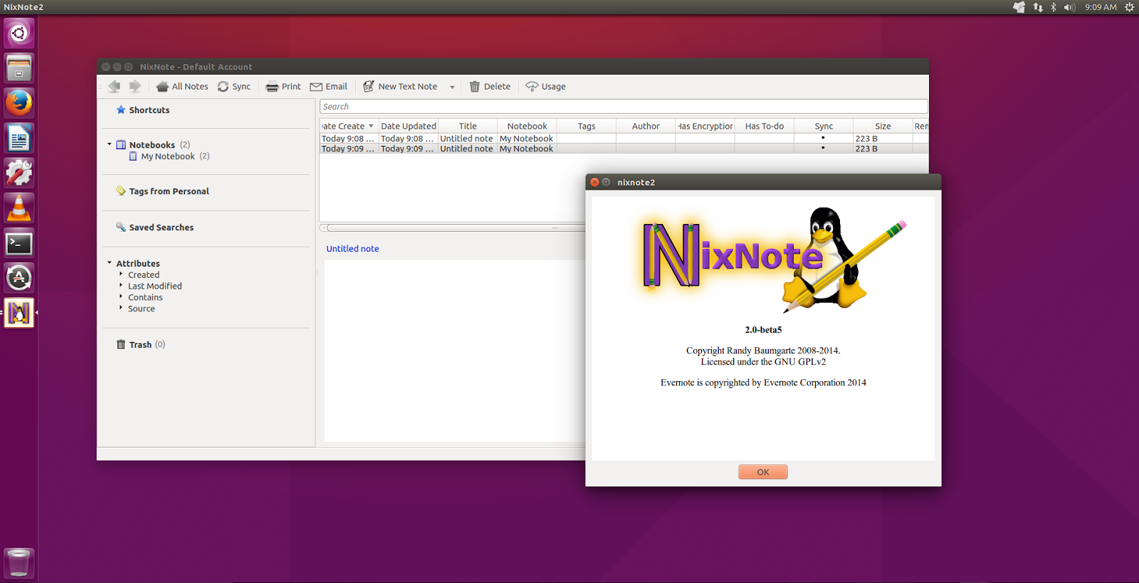 Ubuntu Alive, Explore, And Learn : Evernote Linux Client