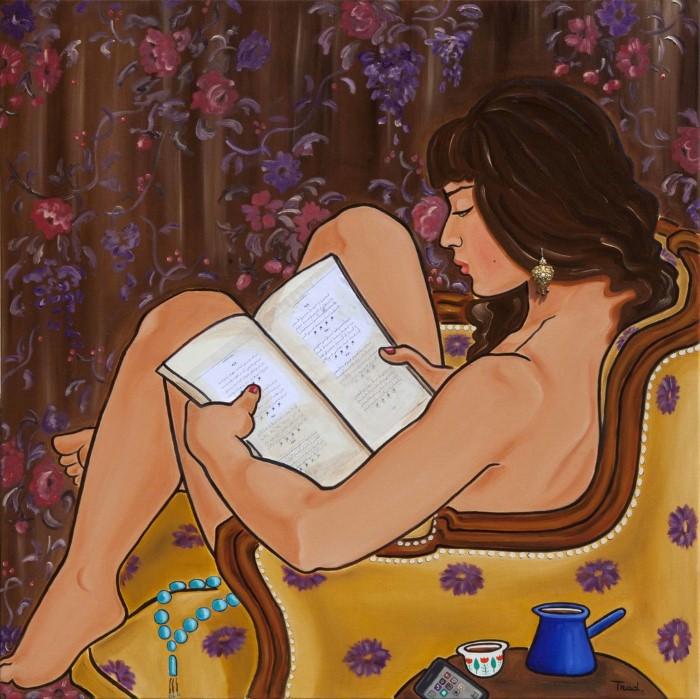 Женщины с книгой