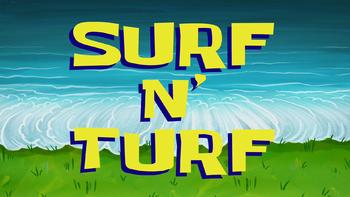 Download Spongebob-Call The Cops / Surf N'Turf sub indo SEASON 11
