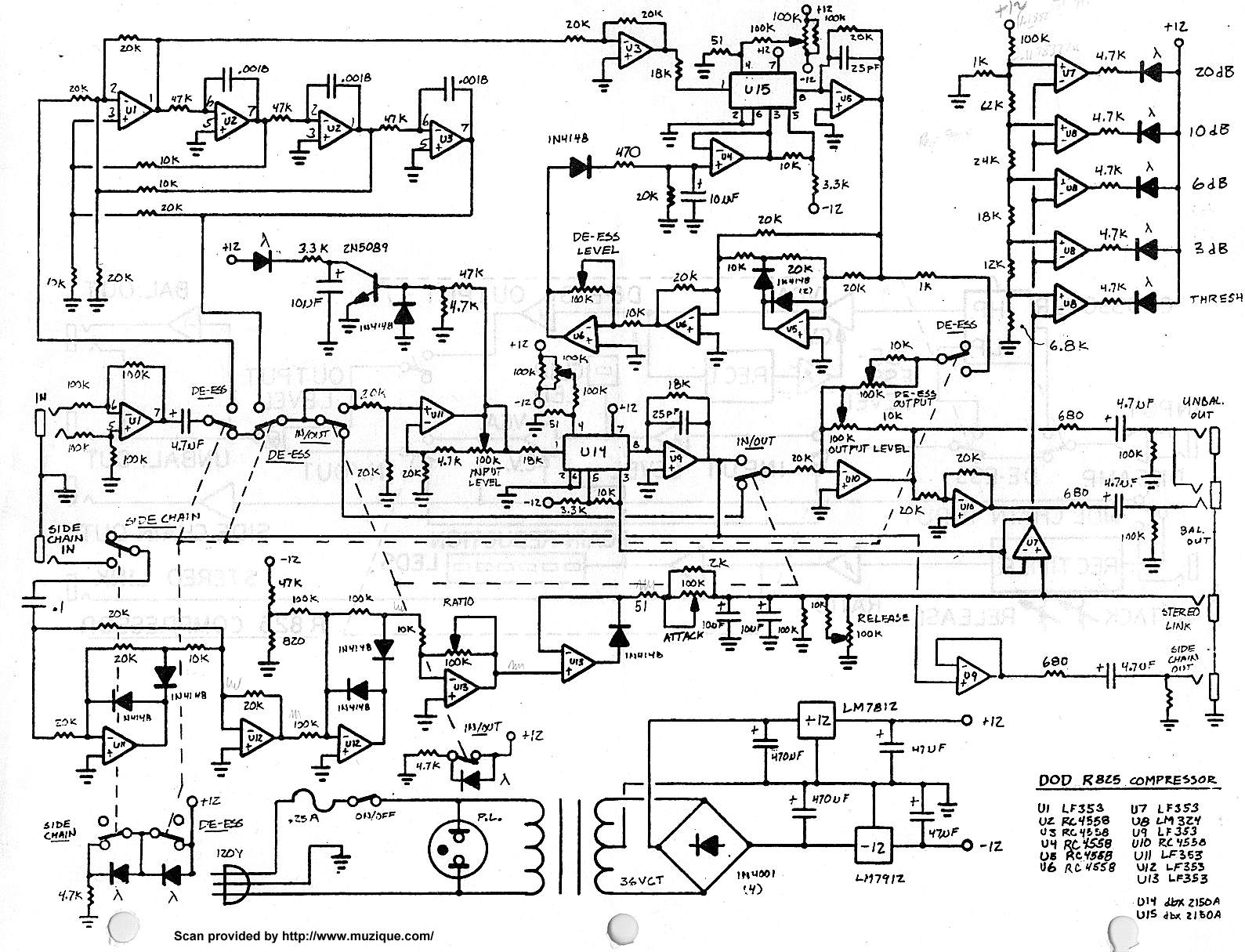 hight resolution of dod 825 compressor