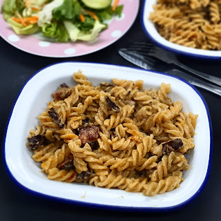 Cheesy Jalapeno Bacon Pasta  recipe slimming