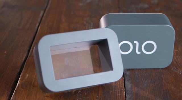 OLO, OLO 3d printer, smartphone 3d printer, 3d printer portable