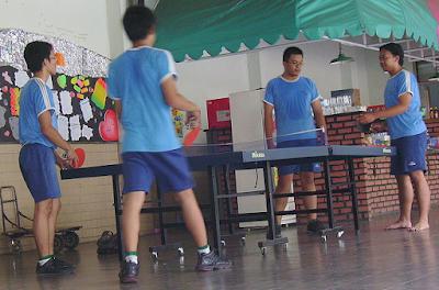 tenis meja ganda putera