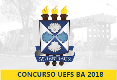 concurso-UEFS-ba-2018