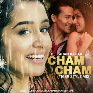 Baaghi-Cham-Cham-Cham-Tiger-Style-Mix-Rain Season Spaicel Remix