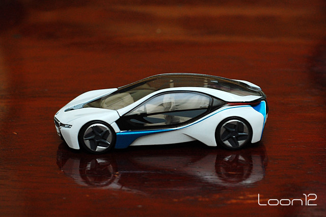 My Die Cast Life Bmw Vision Efficientdynamics