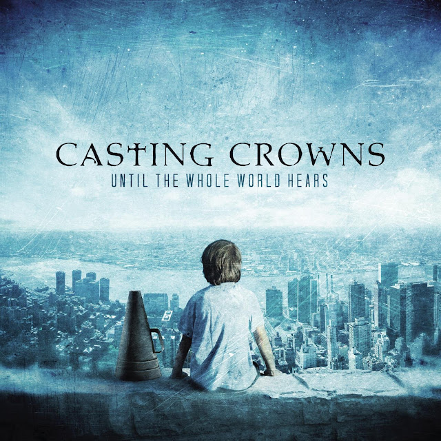 """Meus Discos #03 – CD """"Until the While World Hears"""" Casting Crowns"""