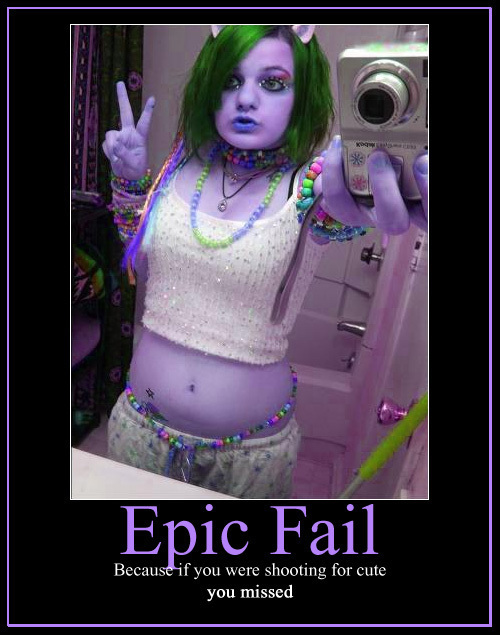 epic fail you missed the cute lolntroll