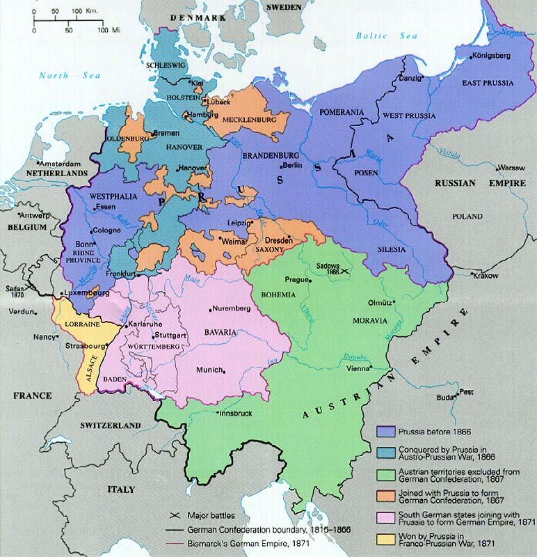 Unificação Da Alemanha (1871)