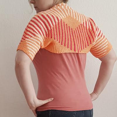Knitting Pattern Notation : Knitting and so on: Xtreme Slip Stitches