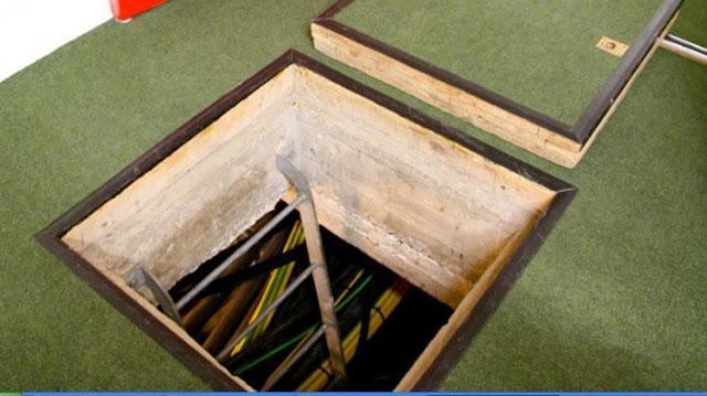 Polisi Temukan Dua Bunker Di Rumah Dimas Kanjeng, Isinya Sungguh Mengejutkan