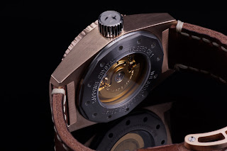History of Bronze and watches article HELBERG+CH1+Bronze+PROTOTYPE+04