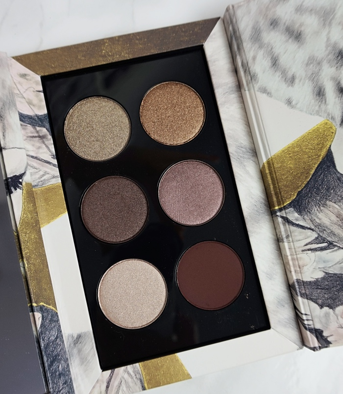 Pat McGrath MTHRSHP Subliminal Platinum Bronze swatches