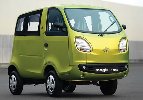 Tinuku Tata Magic Iris CNG postponed to Indonesia