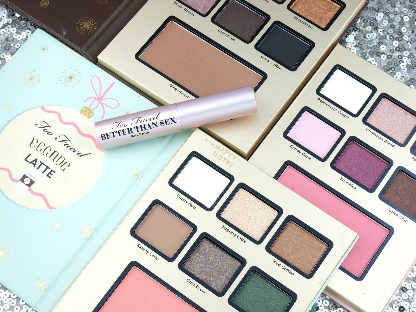 Too Faced Holiday 2016 Grande Hotel Cafe