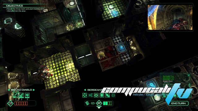 Space Hulk Harbinger of Torment PC Full Español