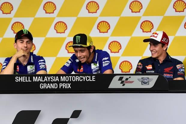 Rossi Sudah Memaafkan Lorenzo, Tapi Tidak untuk Marquez