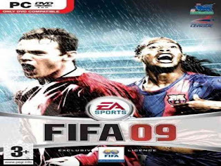 FIFA 09 Game Free Download