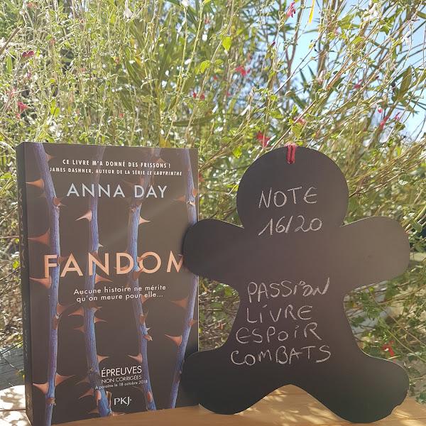 Fandom de Anna Day