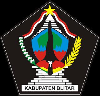 Logo Kabupaten Blitar  Kumpulan Logo Lambang Indonesia