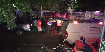 Hombre mata a otro en discusión por parqueo en Gascue