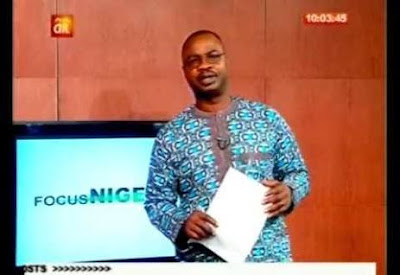 Popular Broadcaster Gbenga Aruleba Relieved From Anchoring 'Focus Nigeria' On AIT