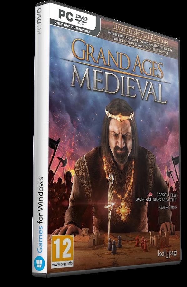 DESCARGAR Grand Ages Medieval Multilenguaje (Español) (PC-GAME)