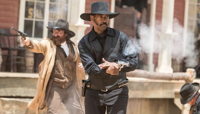 Denzel Washington busca justiça no trailer do remake Sete Homens e um Destino, de Antoine Fuqua