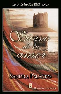 Reseña: Siervo de tu amor de Sandra Palacios