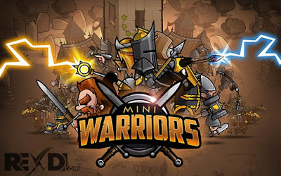 Mini Warriors Apk + Data for Android Online Game