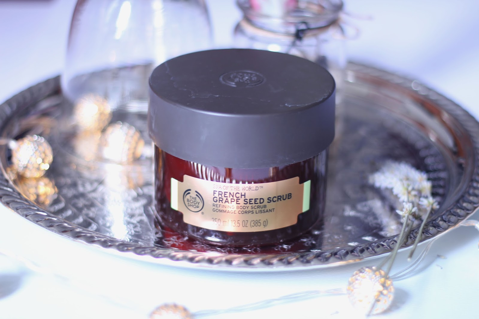 The Body Shop Spa of the World Rituel Raffermissant